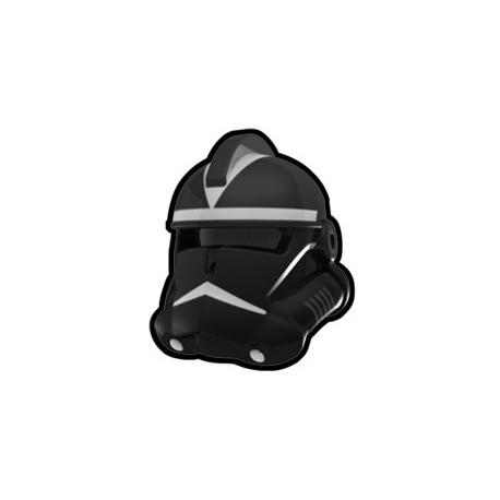 Lego Custom Minifig Arealight Casque Black shadow Trooper (La Petite Brique) Star Wars