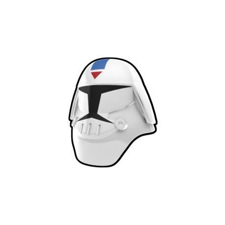 Lego Custom Minifig Arealight Casque White Assault Trooper Helmet (La Petite Brique) Star Wars