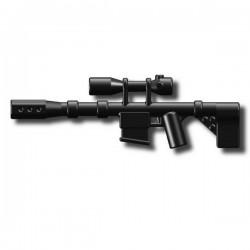 Lego Custom Minifig SI-DAN Sniper rifle M103 (La Petite Brique)