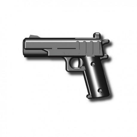 Lego Custom Minifig SI-DAN Colt 45 (noir) (La Petite Brique)