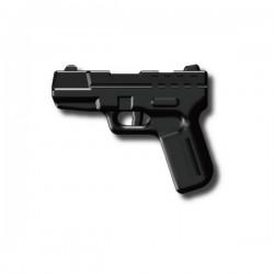 Lego Custom Minifig SI-DAN P99 (noir) (La Petite Brique)