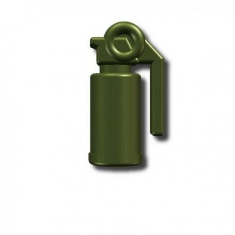 """Lego Custom Minifig SI-DAN M19 (Vert """"Tank"""") (La Petite Brique)"""