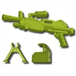 M249 Machine gun (Tank Green)