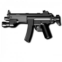 Lego Custom Minifig SI-DAN MP5A5s (noir) (La Petite Brique)