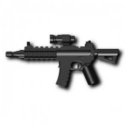Lego Custom Minifig SI-DAN HK-416 (noir) (La Petite Brique)