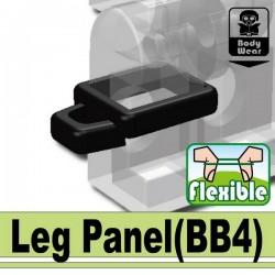 Lego Custom Minifig SI-DAN Leg Panel (noir) (La Petite Brique)