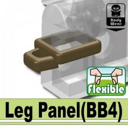 Leg Panel (Dark Tan)