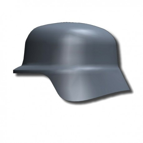 Helmet German M35 (Dark Blue Gray)