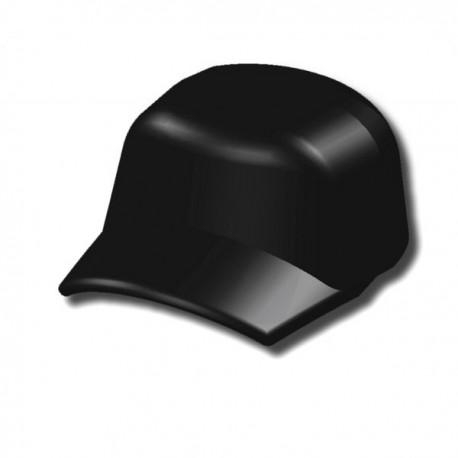 Lego Custom Minifig SI-DAN Casquette Marine (noir) (La Petite Brique)
