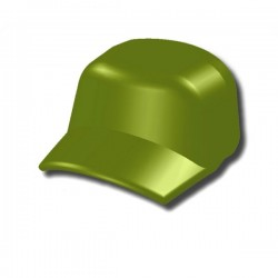 Marine Headgear (Tank Green)