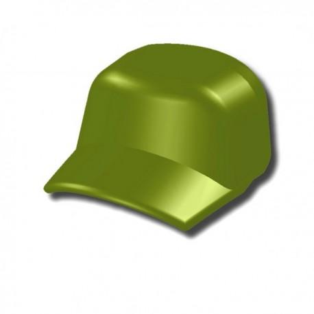 "Lego Custom Minifig SI-DAN Casquette Marine (Vert ""Tank"") (La Petite Brique)"