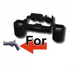 Lego Custom Minifig SI-DAN Ceinture G6 Tactical (noir) (La Petite Brique)