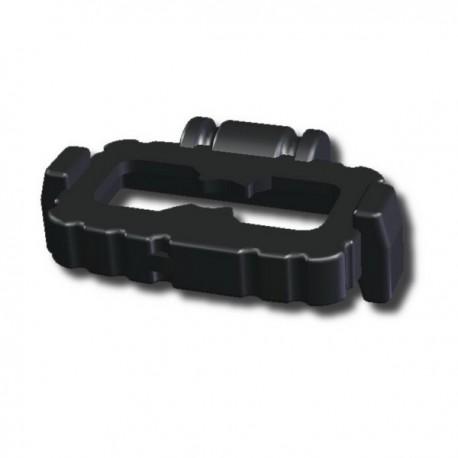 Lego Custom Minifig SI-DAN Ceinture Tactical SWG2 (noir) (La Petite Brique)