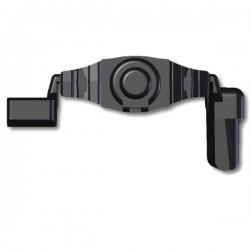 Lego Custom Minifig SI-DAN Ceinture Tactical USF-M2a (noir) (La Petite Brique)