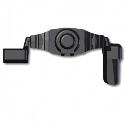Tactical Belt USF-M2a (black)