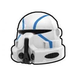 Lego Minifig Custom AREALIGHT White Airborne Keller Helmet (La Petite Brique) Star Wars