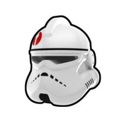 White Commander Neyo Helmet