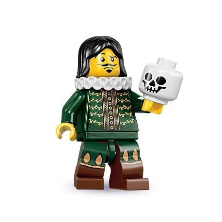 LEGO Serie 8 - l'acteur shakespearien - 8833 (La Petite Brique)