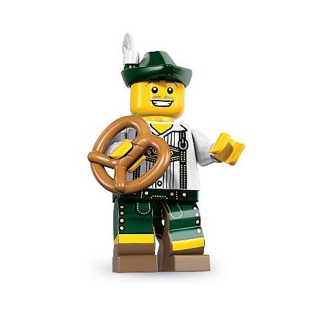 LEGO Minifig Series 8 Bavarian Boy - 8833 (La Petite Brique)