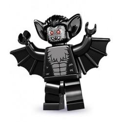 LEGO Minifigures Serie 8 - la chauve-souris - 8833 (La Petite Brique, le spécialiste de la minfig)