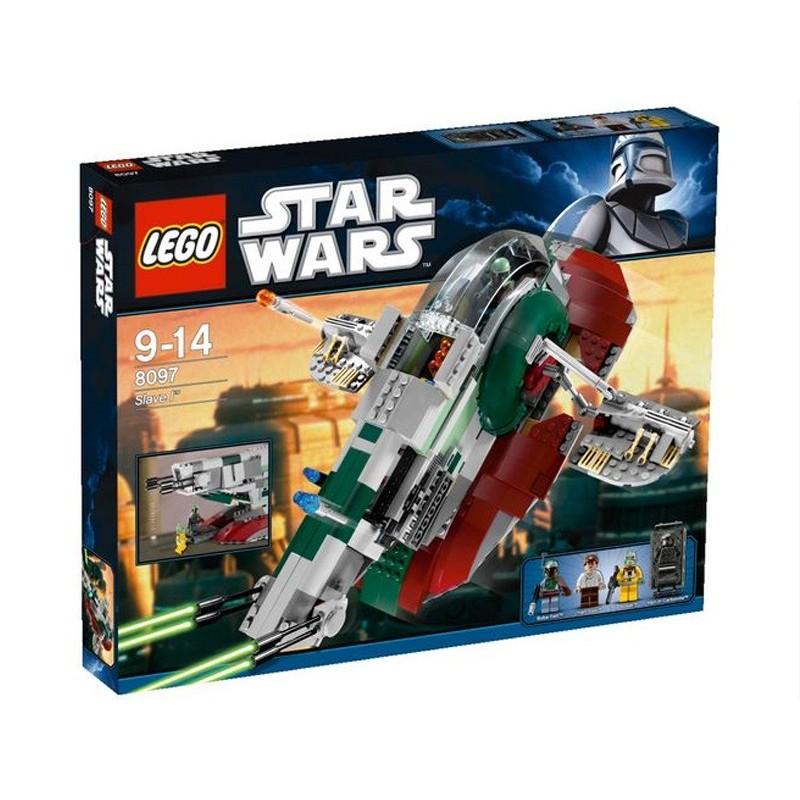 Lego 8097 vaisseau slave i la petite brique le - Image star wars vaisseau ...