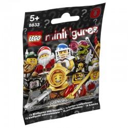 LEGO Minifigures Serie 8 - le disc jockey - 8833 (La Petite Brique, le spécialiste de la minfig)