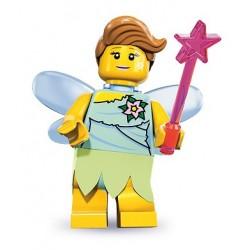 LEGO Minifigures Serie 8 - la fée - 8833 (La Petite Brique, le spécialiste de la minfig)