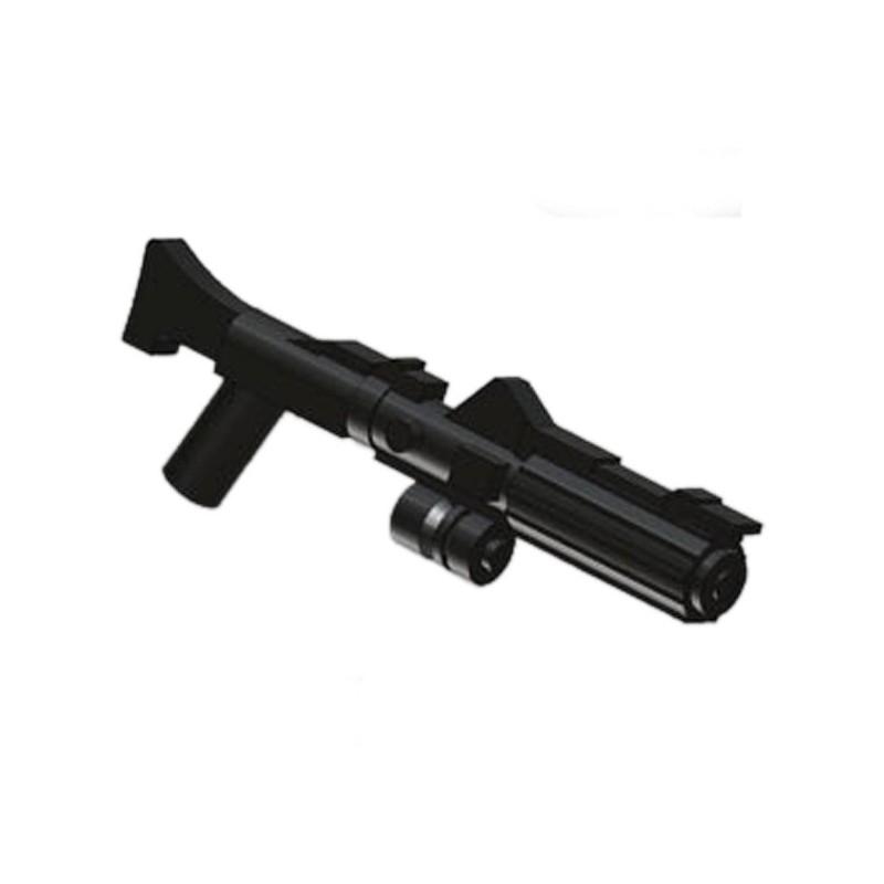 5 x STAR WARS lego BLASTER GUN SNIPER long RIFLE minifig weapons clone wars NEW