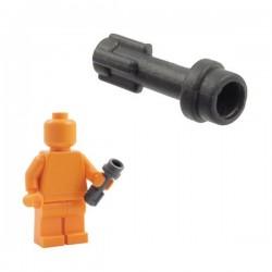 Lego Minifig Custom Armes Star Wars BRICKFORGE Manche de Sabre Laser (Evil - Carbon) (La Petite Brique)