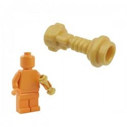 Lego Minifig Custom Armes Star Wars BRICKFORGE Manche de Sabre Laser (Space Knight - Doré) (La Petite Brique)