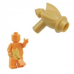 Lego Minifig Custom Accessoires BRICKFORGE Raygun (doré) (La Petite Brique)