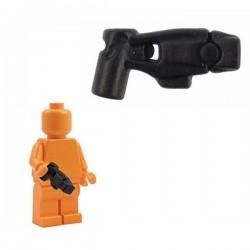 Lego Minifig Custom Accessoires BRICKFORGE Taser (noir) (La Petite Brique)