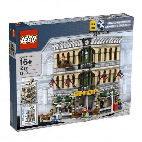 10211 - Le grand magasin