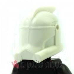 Lego Custom Star Wars CLONE ARMY CUSTOMS Casque Arc (blanc) (La Petite Brique)