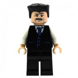 Lego Minifig Spiderman Super Héros J. Jonah Jameson (La Petite Brique)
