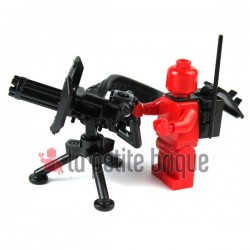 Mini-gun + Multifunctional Tripod + backpack