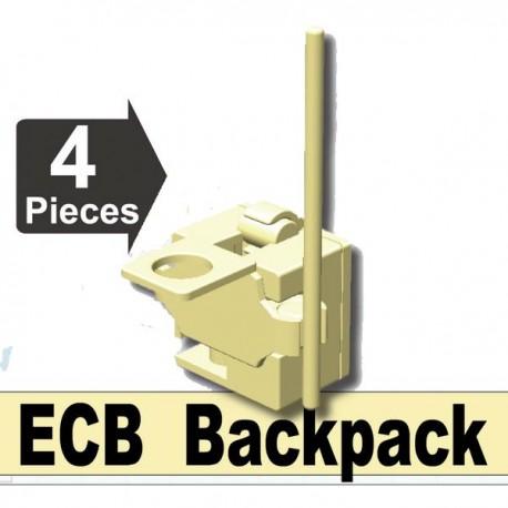 Lego Si-Dan Toys ECB Backpack (beige) (La Petite Brique)