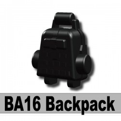 Lego Si-Dan Toys Sac à dos BA16 (noir) (La Petite Brique)