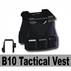 Lego Si-Dan Toys Tactical Vest B10 (noir) (La Petite Brique)