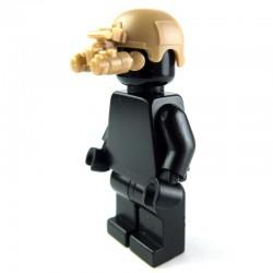Lego Si-Dan Toys Casque IBH + Night Vision (ANVIS-9) (Beige foncé) (La Petite Brique)