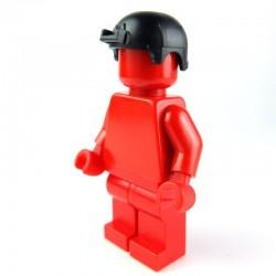 Lego Si-Dan Toys Casque IBH (noir) (La Petite Brique)