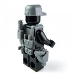 Navy Seals Pack (12 parts) (Dark Bluish Gray)