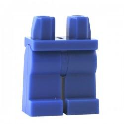 Jambes - bleu