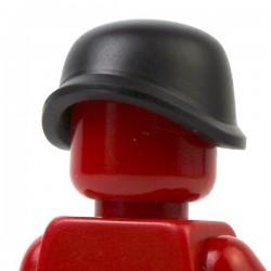 Black Minifig, Headgear Helmet Army
