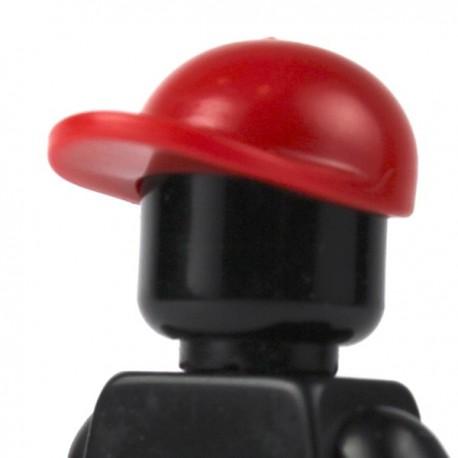 Lego Minifig Accessoires Casquette rouge (La Petite Brique)