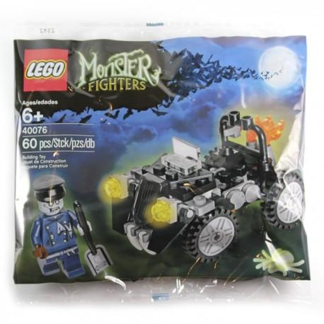Lego Polybag Monster Fighters Le zombie et sa voiture (La Petite Brique)