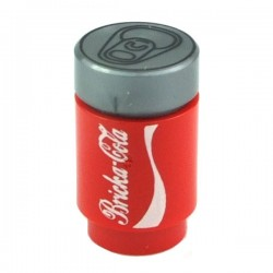 Lego Custom Minifig Accessoires Canette de Soda, Bricka-Cola (La Petite Brique)