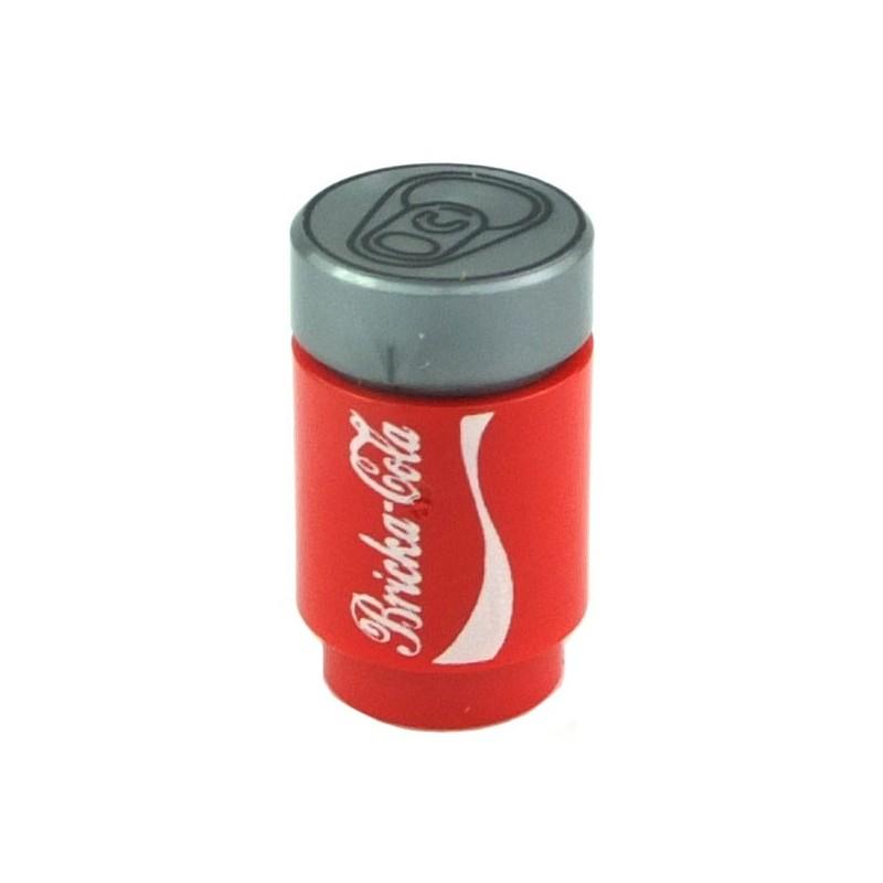 Lego eclipsegrafx custom minifig soda can bricka cola for Graf custom homes