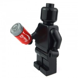 Soda Can, Bricka-Cola