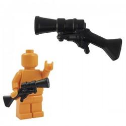 Lego Custom Minifig BRICKFORGE Ionizer (noir) (Star Wars) (La Petite Brique)